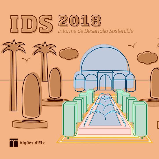 IDS Informe de desarrollo sostenible Hidarqua